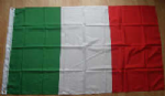 Italy Large Country Flag - 3' x 2'.